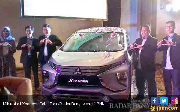 2 Bulan, Mitsubishi Xpander Terjual 23 Ribu Unit - JPNN.COM