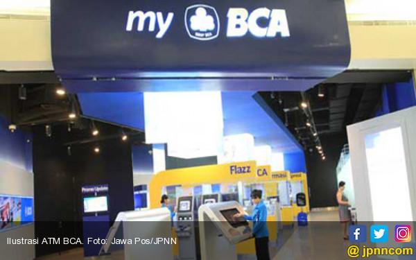 Proses Pemulihan Rampung, Seluruh ATM BCA Normal Kembali - JPNN.COM