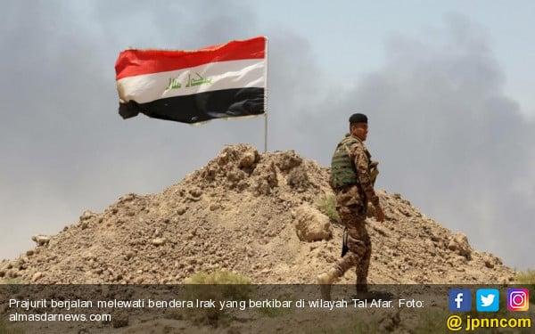 Nah Lho, NATO Ogah Angkat Kaki dari Irak - JPNN.COM