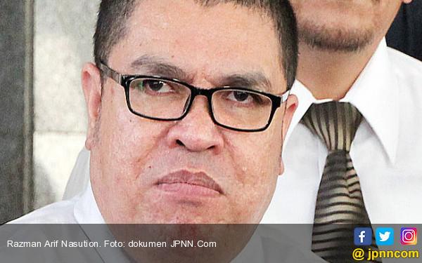 Bang Razman Mundur dari Kubu Moeldoko, Ini Alasannya - JPNN.com