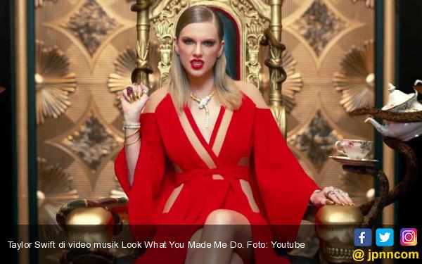 Taylor Swift Kembangkan Aplikasi Medsos Khusus untuk Fannya - JPNN.COM