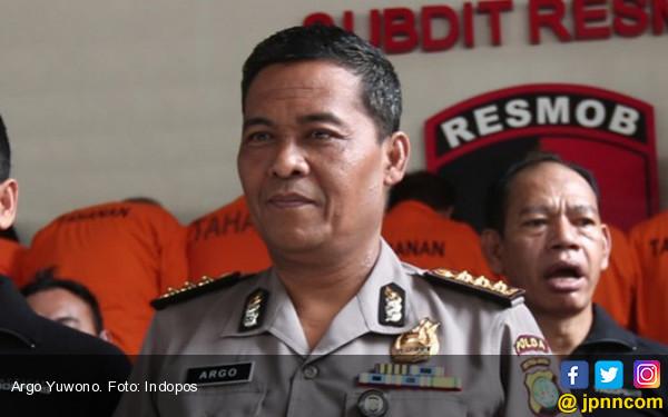 Selain IJP, Polisi juga Tangkap 2 Rekannya - JPNN.COM