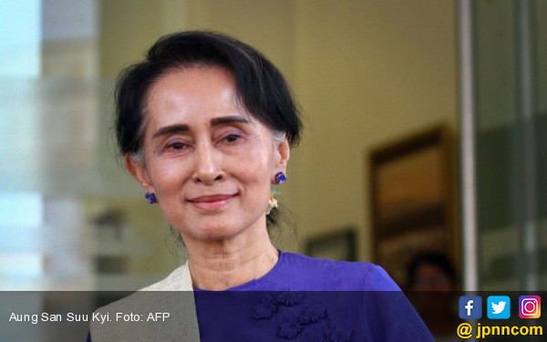 Kualat, Aung San Suu Kyi Kalah Pemilu Sela - JPNN.COM