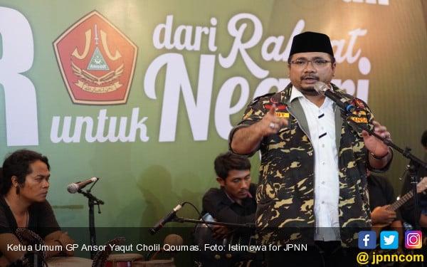 GP Ansor Ajak Semua Pihak Terima Keputusan MK dengan Ikhlas - JPNN.com