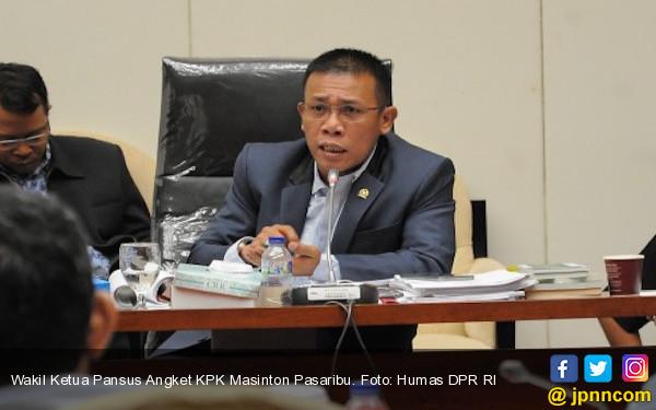 Masinton:PDIP: Tantangan Pimpinan KPK Ada di Dalam - JPNN.com