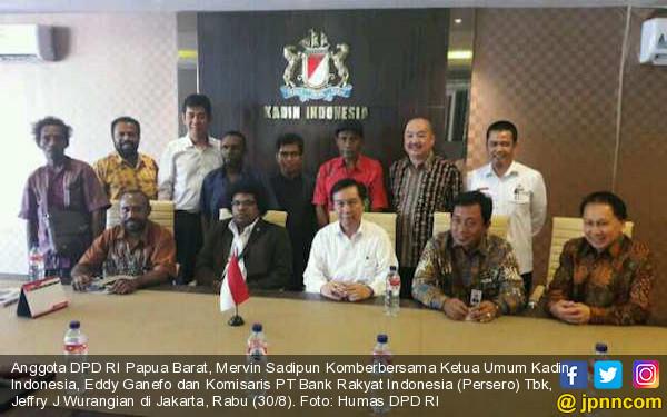 Kadin Diminta Buka Akses Perdagangan Pala di Papua Barat - JPNN.com