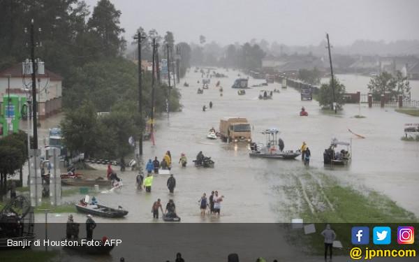 Badai Mulai Reda, Datang Ancaman Gas Beracun - JPNN.COM