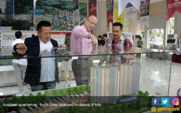 10 Persen Apartemen di Batam Dikuasai Warga Asing - JPNN.COM