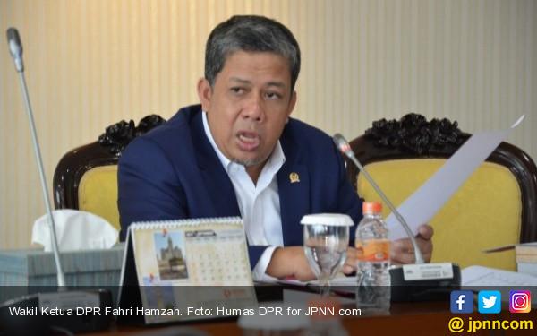 Lagi, Fahri Hamzah Lontarkan Kritik Keras ke KPK - JPNN.COM