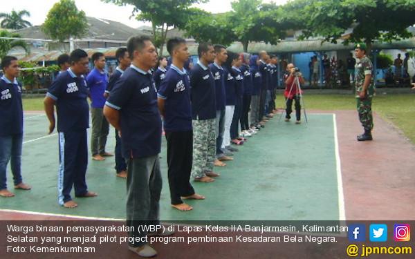 Diperkirakan 128 Ribu Warga Binaan Bakal Terima Remisi 17 Agustus - JPNN.com