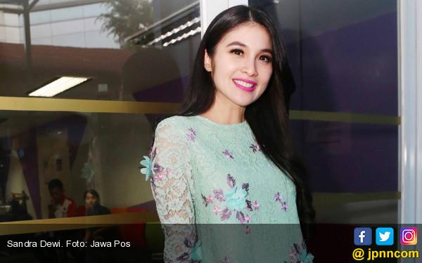 Sandra Dewi Tulis Pesan untuk Suami Tercinta - JPNN.COM