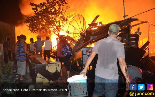 Jumlah Kebakaran di Kota Bekasi Meningkat - JPNN.COM