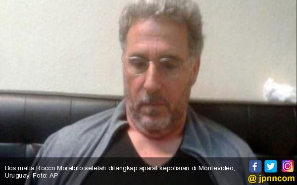Bos Mafia Berjuluk Raja Kokain Milan Ditangkap di Uruguay - JPNN.COM