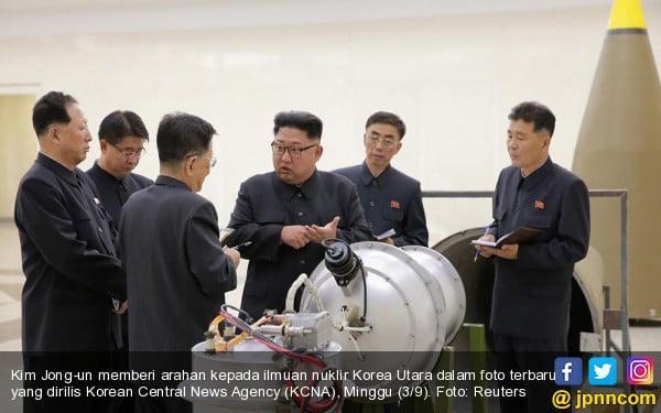 Nah lho, Korut Tertangkap Basah Lanjutkan Program Nuklir - JPNN.COM