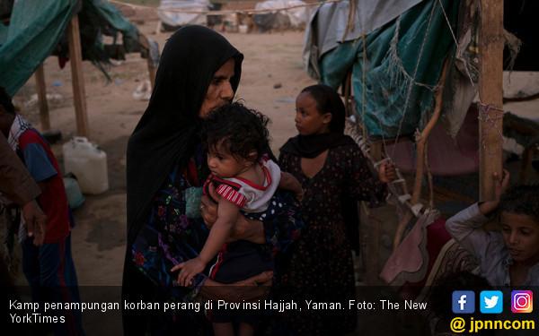 Yaman Sekarat, Slang Infusnya Disumbat Arab Saudi - JPNN.com