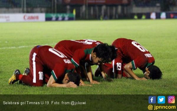 Turun Minum, Timnas U-19 Indonesia Unggul 6-0 dari Brunei - JPNN.COM