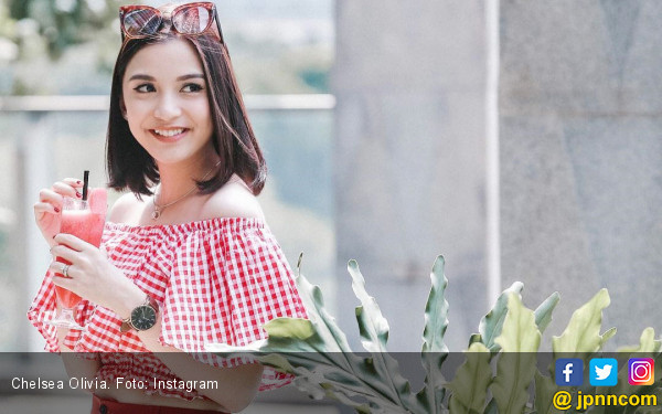 Chelsea Olivia Berasa Masih 17 Tahun - JPNN.COM