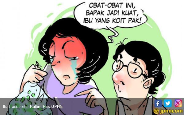 Suami Selalu Pakai Obat Kuat, Istri Tak Berdaya - JPNN.COM