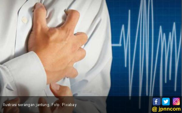 Berat Badan Naik Turun, Tanda Penyakit Jantung? - JPNN.COM