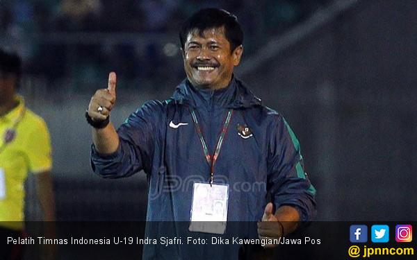Pencinta Sepak Bola Kepri Gali Ilmu dari Indra Sjafri - JPNN.COM