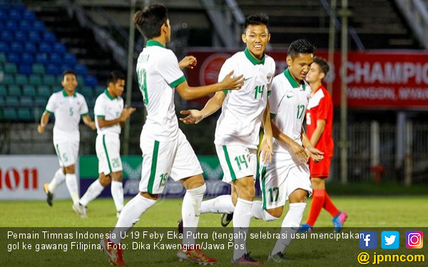 Hadapi Brunei, Feby Eka Putra Siap, Kiper Riyadi Absen - JPNN.com
