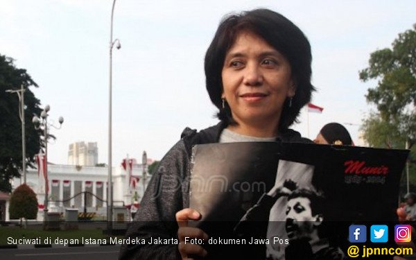 Anggap Jokowi Omong Doang, Mbak Suciwati Pengin Golput Saja - JPNN.com