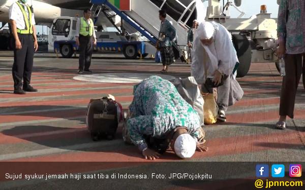 Jemaah Haji yang Meninggal Asal Jabar Meningkat - JPNN.COM