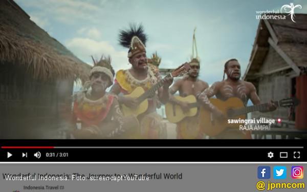 Wonderful Indonesia Jawara di Kompetisi Video Wisata UNWTO - JPNN.COM