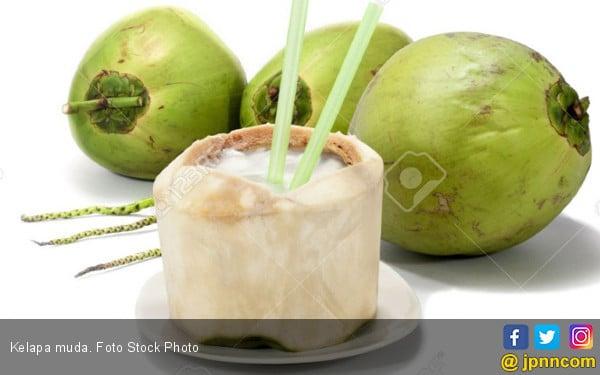 4 Manfaat ini Bisa Anda Rasakan jika Rutin Minum Kelapa - JPNN.COM