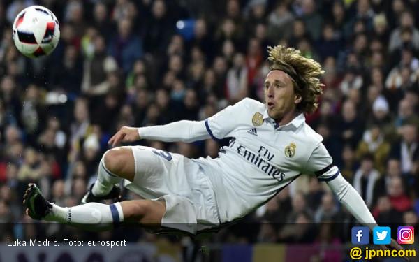 Modric Tidak Bahagia di Madrid, Inter Milan Siap Menampung - JPNN.COM