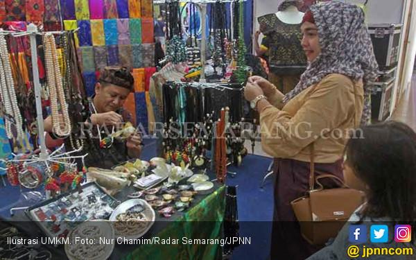 Lebaran Momen Panen UMKM Daerah - JPNN.COM