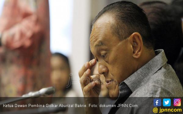 Aburizal Bakrie: Jangan Menggunting dalam Lipatan - JPNN.com