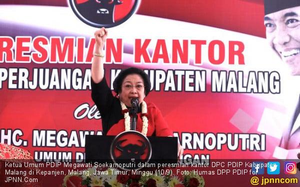 Bu Mega Bakal Sering Turun Semangati Kader demi Pilkada 2018 - JPNN.COM