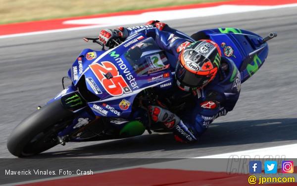 Klasemen Sementara MotoGP Jelang Balapan di Misano - JPNN.com