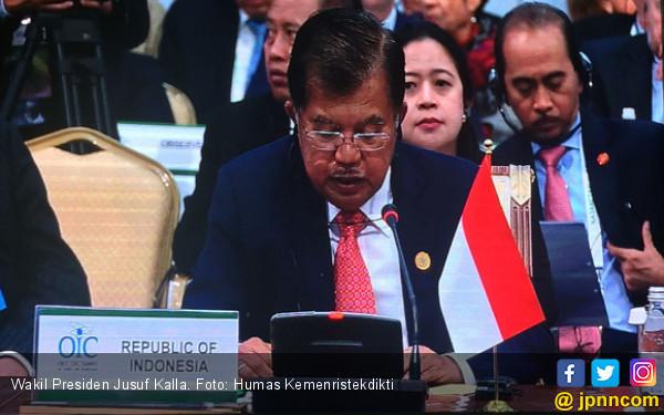 JK Ajak Negara OKI Majukan Peran Islam dalam Iptek - JPNN.COM
