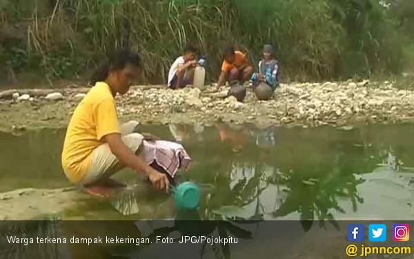 Kekeringan di Kabupaten Bekasi Sudah Siaga Darurat - JPNN.COM