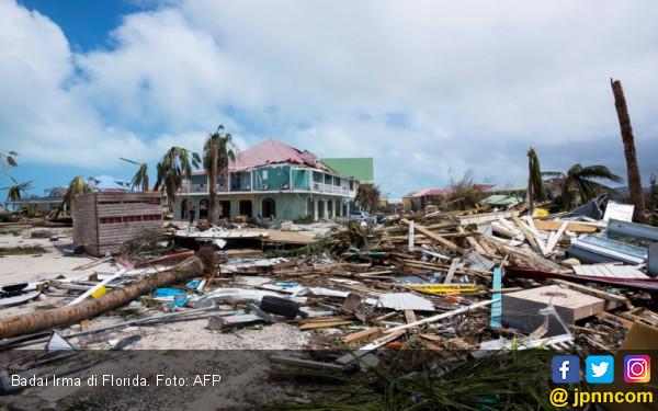 Irma Mengganas, 6 Juta Warga Terpaksa Mengungsi - JPNN.COM