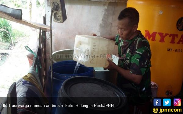 Ribuan Warga Tarakan Belum Nimati Air Bersih - JPNN.COM