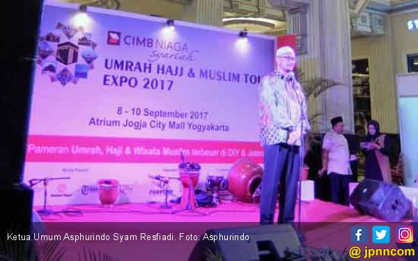 Umrah Hajj Moslem Tour Expo 2017 Bukukan Rp 6 Miliar - JPNN.com