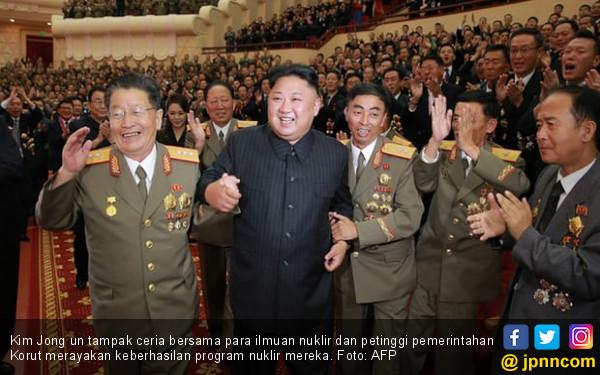 Edan! Dunia Mencak-mencak, Kim Jong Un Malah Gelar Pesta - JPNN.COM