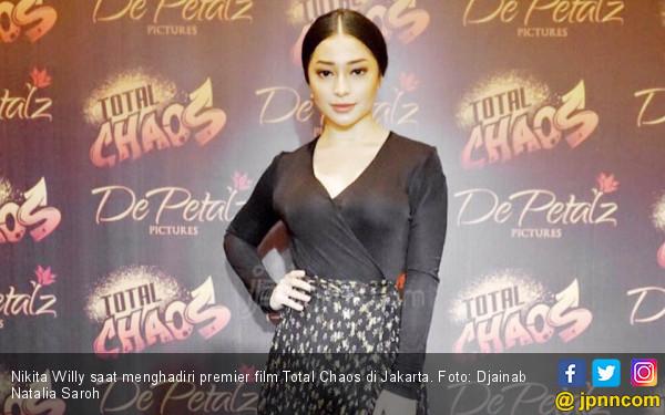 Nikita Willy Kaget Lihat Akting Ridwan Kamil di Film Ini - JPNN.COM