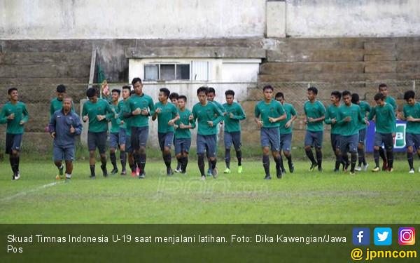 Myanmar Kalahkan Vietnam, Timnas U-19 Indonesia Juara Grup B - JPNN.COM