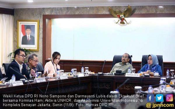 DPD RI: Indonesia Jadi Contoh Kerukunan untuk Myanmar - JPNN.COM