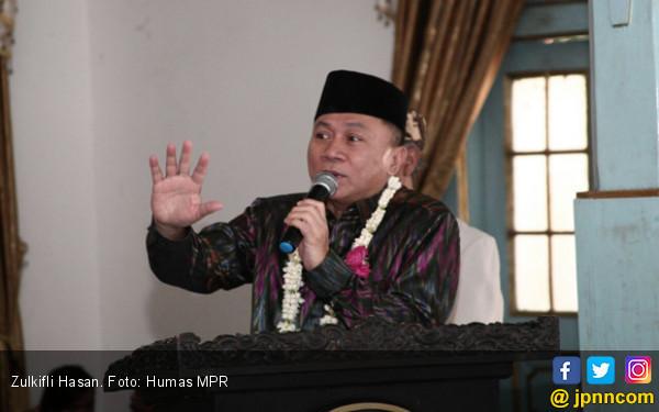 Banyak Pejabat Kena OTT KPK, Zulkifli Hasan: Innalillahi - JPNN.COM