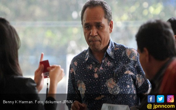 Singgung Pansus Jiwasraya, Benny Harman: DPR Bukan Kantor Cabang Kekuasaan Eksekutif - JPNN.com