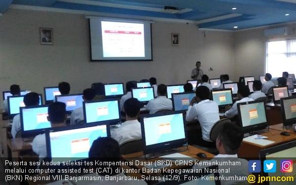 Lowongan CPNS di Lima Instansi Ini Sepi Peminat - JPNN.COM