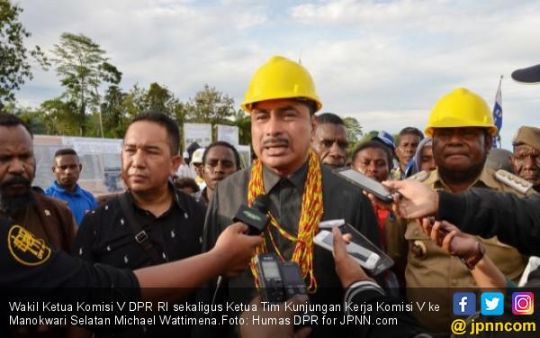 Komisi V DPR Dorong Percepatan Pembangunan Bandara Abreso - JPNN.COM
