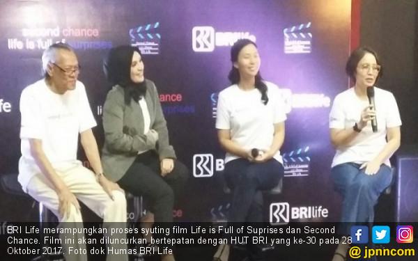 BRI Life Siapkan 2 Film Pendek Garapan Livi Zheng ...