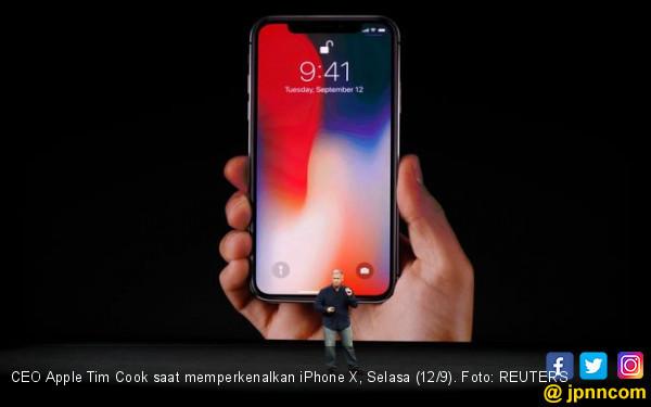 Apple Perkenalkan iPhone X, Keren! - JPNN.COM