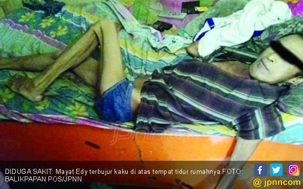 Dipanggil Tak Menyahut, Edy Ternyata Sudah Mati - JPNN.COM